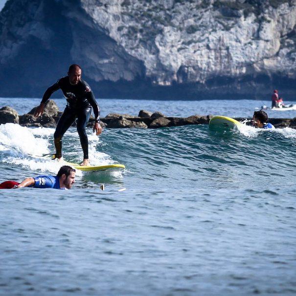 Surf adultos esucela de surf los locos suances cantabria
