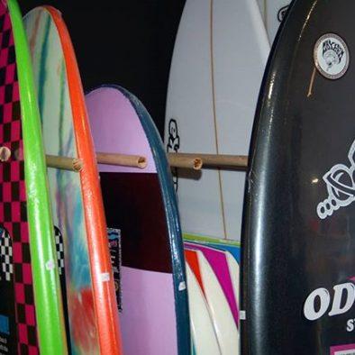 Tienda de la escuela de surf los locos 4