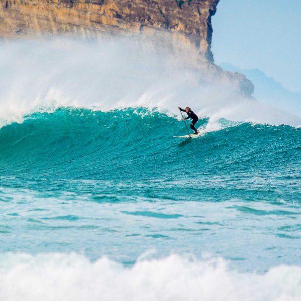 Tino Aja Escuela de surf los locos