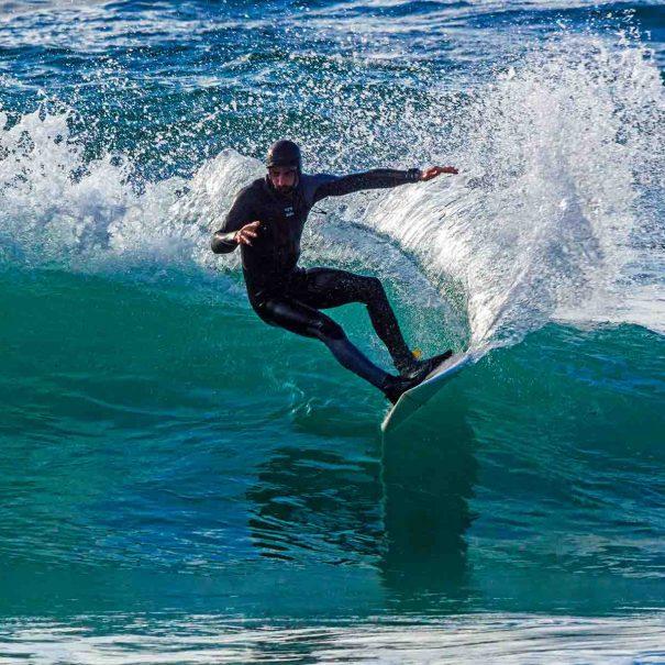 Carlos Gomez Escuela de surf los locos 3