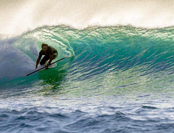 Tino tubo surf los locos contabria escuela en suances de paddel sup