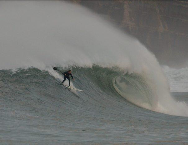 paddel surf sup suances escuela de surf los locos baja